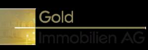 Logo der Gold Immobilien AG in Lachen SZ