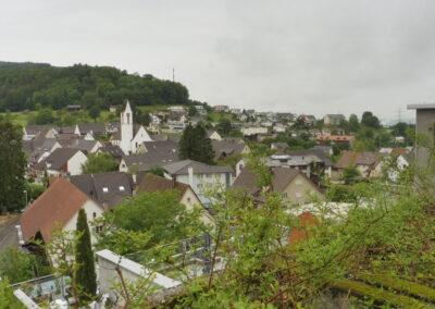 Terrassenhaus in Zeiningen