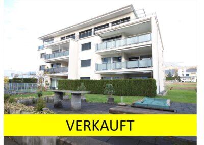 4.5-Zi-Gartenwohnung in Kaltbrunn