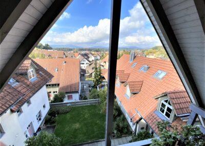 5.5-Zi-Dach-Maisonette in Winkel (ZH)